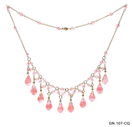 Princess Drops Necklace