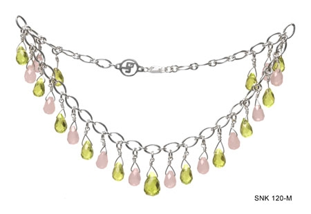 JQKids Pastel Drops Necklace